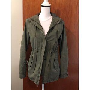 ✅FOREVER 21 Military Style Jacket size Medium✅